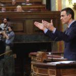 """Sánchez llama """"predemocráticos"""" a C's y PP y les acusa de querer """"recentralizar la España autonómica"""""""