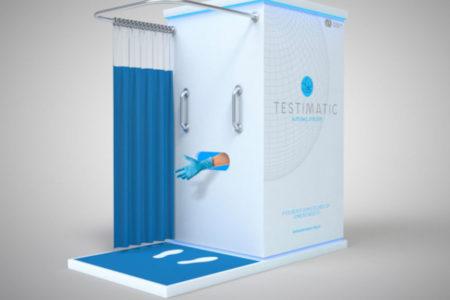 Cáncer: Testimatic, el primer 'glory hole' médico: palpa testículos sin contacto visual