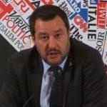 """Salvini celebra la irrupción de VOX en Andalucía como """"una buena noticia"""" para España"""