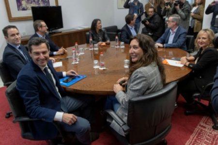 El PP-A prevé cerrar el acuerdo con Ciudadanos para Andalucía en menos de 48 horas