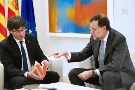 Los intentos fallidos de diálogo entre el Gobierno central y la Generalitat