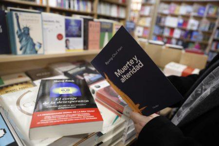La publicación de libros de filosofía se reduce un 62% en siete años