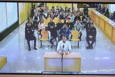 PNV y Podemos piden excarcelar a los batasunos de Alsasua que dieron una paliza a dos guardias civiles y sus parejas