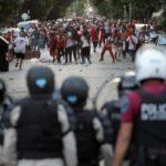 Madrid, en alerta por la presencia de 500 radicales