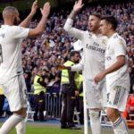 Benzema y Ramos, los puntales de Solari