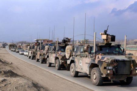 Trump busca una tregua con los talibanes para retirar sus tropas de Afganistán