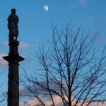 La estatua de Colón de Nueva York, declarada lugar histórico nacional