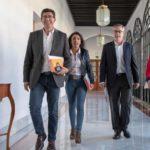 Ciudadanos confirma que Marta Bosquet será su candidata para presidir el Parlamento andaluz