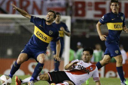La inquietante maldición de Fernando Gago ante la franja roja