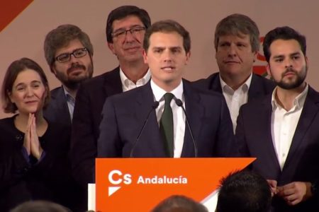 Rivera: «Apoyamos antes a PP y PSOE, ahora que nos apoyen a nosotros»