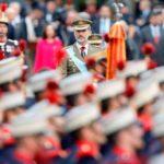 Felipe VI visita por primera vez el GEO en Guadalajara con motivo de su 40 aniversario