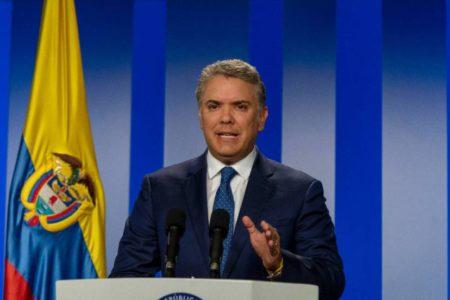 Duque llama a la unidad tras el atentado que ha dejado más de 20 muertos en Bogotá