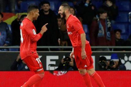 Benzema, comprometido con el gol tras el adiós de Cristiano