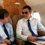 El PP pide la comparencia de Calvo para que explique los viajes de Sánchez en el avión oficial
