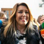 """Díaz dice que ella es quien """"tiene que trabajar para que la izquierda vuelva a gobernar"""" Andalucía"""