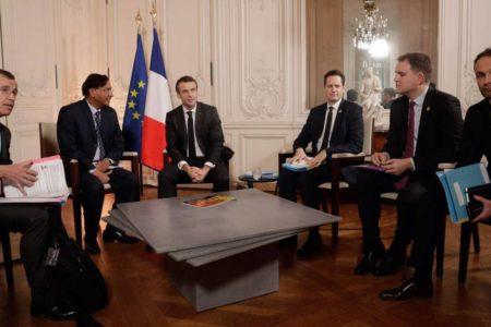 Macron busca reactivar su plan de reformas sin desoír a los 'chalecos amarillos'