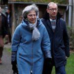 """May advierte al Parlamento a dos días de votar el Brexit de una """"catástrofe"""" si no apoya el acuerdo"""