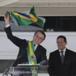 Bolsonaro y Trump exhiben su alianza el día del cambio ultraderechista en Brasil