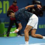 Djokovic perdió los nervios contra Bautista
