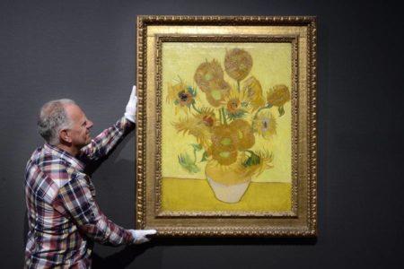 'Los girasoles', de Van Gogh, se queda en Holanda