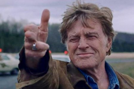 Así se retira de la actuación Robert Redford