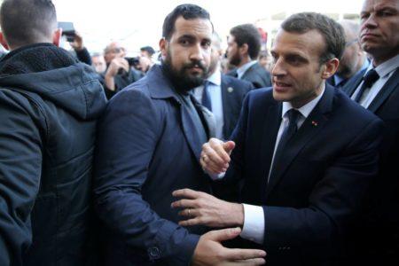 El exasesor de seguridad de Macron, detenido por falsificar pasaportes diplomáticos