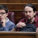 La respuesta de Iglesias a Errejón: «Hoy es un día amargo, no doy crédito a lo que han hecho Errejón y Carmena»