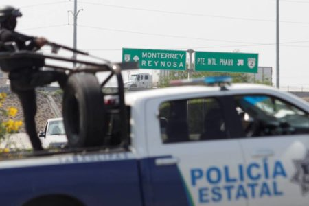 Un enfrentamiento entre bandas de narcotraficantes deja 24 muertos en el Estado mexicano de Tamaulipas