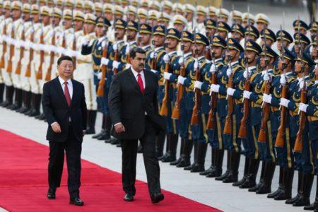 China y Venezuela: una relación basada en la deuda