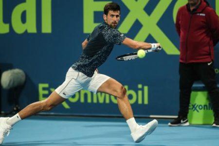 Djokovic, rival de Bautista en Doha