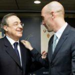 Florentino Pérez habló con Rubiales para saber por qué no intervino el VAR