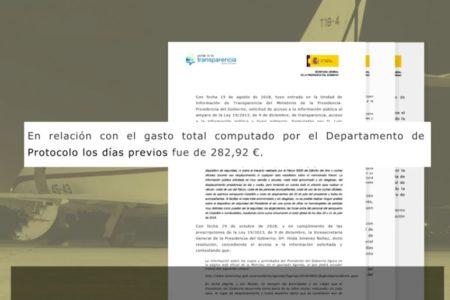Los polémicos viajes de Pedro Sánchez