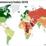 España, una de las 20 democracias plenas del mundo