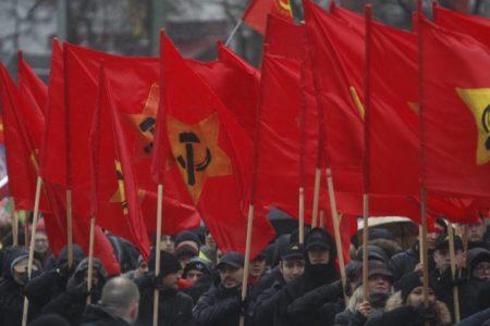 La izquierda alemana rinde homenaje a Rosa Luxemburgo en el centenario de su asesinato