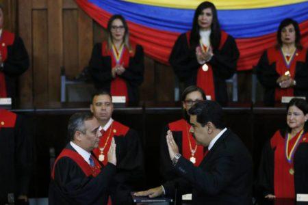 La OEA no reconoce la legitimidad del segundo mandato de Maduro