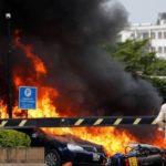 Una explosión y disparos causan el caos en un hotel de Nairobi