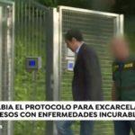 El Gobierno rebaja las condiciones para excarcelar a presos con enfermedades incurables