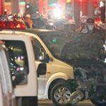Un joven atropella intencionadamente a nueve peatones en una calle concurrida de Tokio