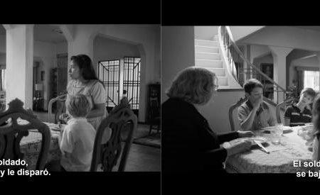 'Roma', una película en español subtitulada en español