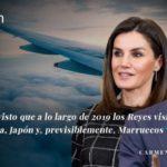 Los próximos viajes al exterior de los Reyes de España