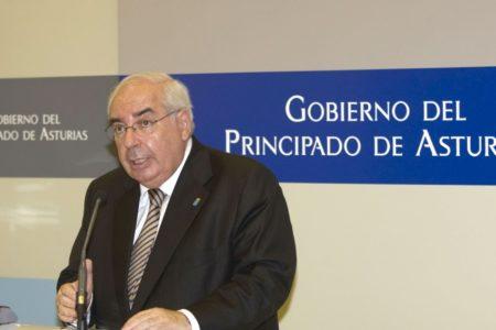 Muere el expresidente de Asturias Vicente Álvarez a los 75 años