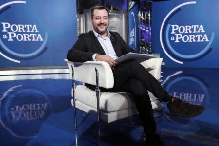La política de Salvini enfanga el Festival de San Remo