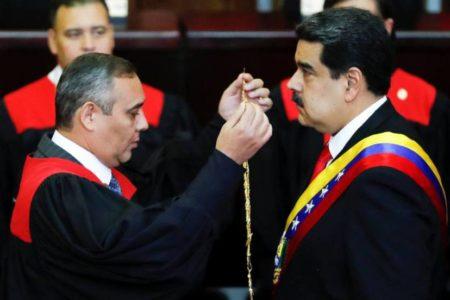 La toma de posesión de Nicolás Maduro, en vivo