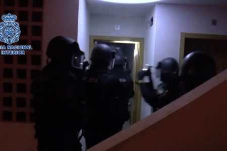 Detenido en Málaga un joven marroquí por su presunta pertenencia al DAESH