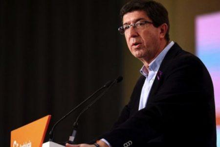 C's eleva la tensión: Marín no quiere sentarse con Vox y Abascal no descarta repetir elecciones