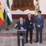 """Moreno se da 45 días de plazo para la auditoría en la Junta y """"unos meses"""" para eliminar Sucesiones"""