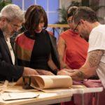'Maestros de la costura': Un vestido llamado España