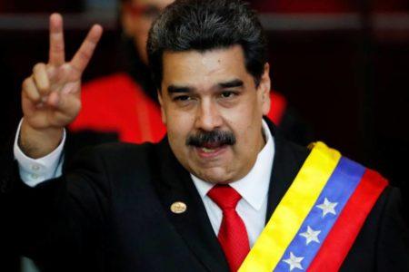 """Maduro rechaza cualquier plazo para convocar elecciones y carga contra las """"élites europeas"""""""