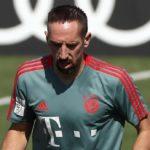 La ejemplar sanción del Bayern a Ribery