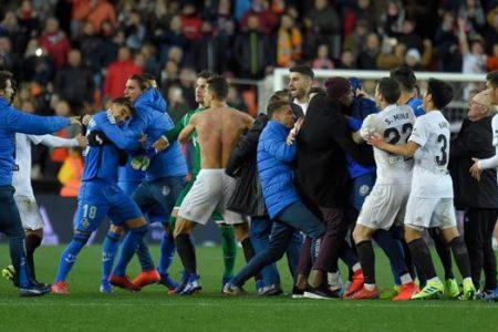 Jorge Molina: «El Valencia se pasa la semana llorando y le da resultado»